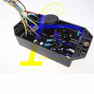 Voltage Regulator 5kw Avr Ki