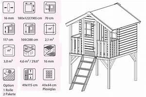 Stelzen Selber Bauen : baumhaus stelzenhaus selber bauen bauanleitung ~ Lizthompson.info Haus und Dekorationen