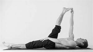 Supta Padangusthasana (Reclining Big Toe Pose) — Jack ...  Supta