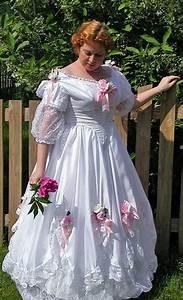 Civil war gowns for Civil war style wedding dresses