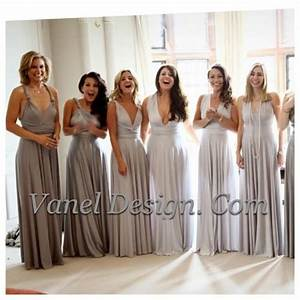 Bridesmaid Dress, One Dress Endless Styles