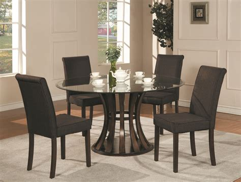 Glass Dining Room Table With Black Base Tips To Choose