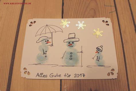 weihnachtskarten basteln mit kindern vorlagen muster und