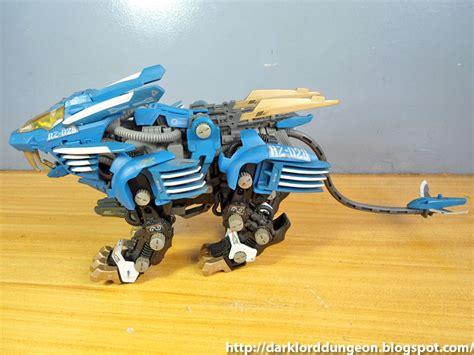 liger blade zoids shield zoid toy retains generators caesar
