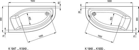 vasca da bagno ideal standard praxis