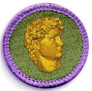 Appreciation Art Merit Badge