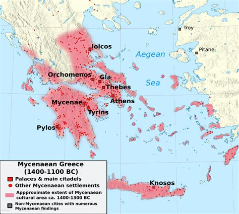 location si e b arch hades ancient the mycenaeans
