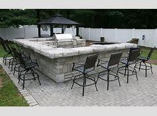 Custom Built Outdoor Kitchens merriU