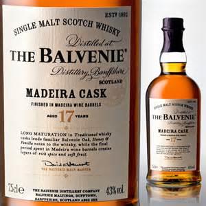 Balvenie Single Malt Scotch Whisky