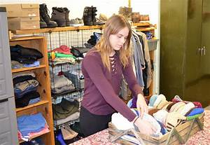 Kindness Closets Open Doors Across District 200