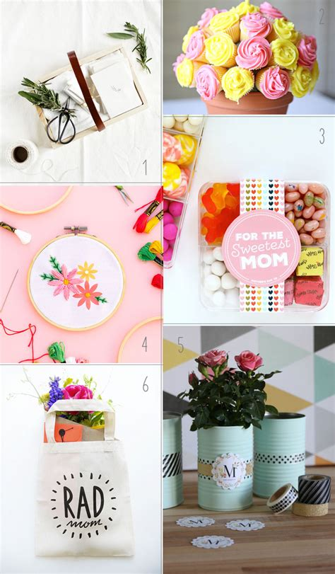 quick easy diy mothers day gifts  mombot