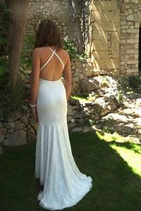sexy backless very low open back lace wedding dress bridal With low back lace mermaid wedding dress