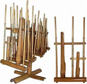 Indonesian Traditional Art: Angklung