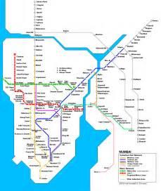[UPDATED] Mumbai Local Train Map, Mumbai Railway Map ...