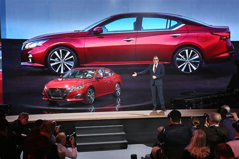 Nissan Reveals 2019 Altima At New York International Auto