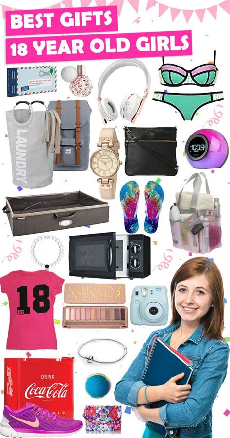 gifts for 18 year old girls 18th birthday gift ideas