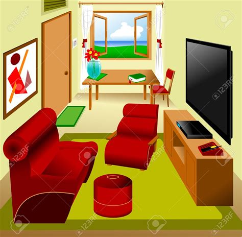 living room clipart sitting room pencil and in color living room clipart sitting room