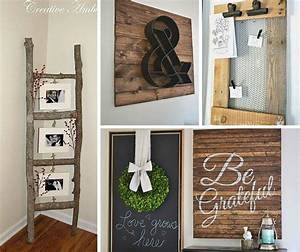 59 Stylish Rustic Style Home Decor Ideas to Furnish Your ...
