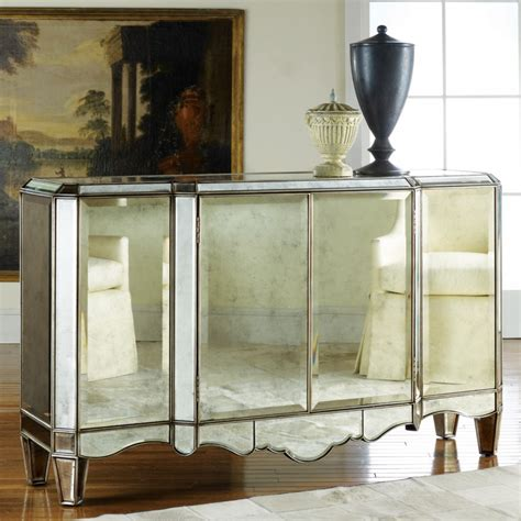 mirrored credenza sideboard furniture interesting buffets and sideboards for home 4159