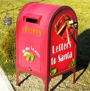 santa mailbox related keywords santa mailbox long tail With letters to santa mailbox green