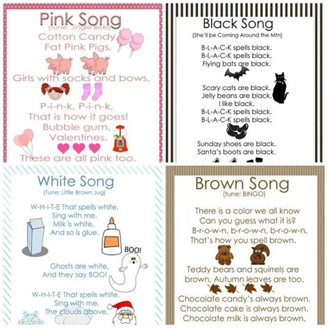 1000 images about preschool songs and poems on 571 | 13b31158862ddb63e5165ba39b8dccc4