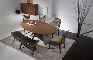 Table Ovale Design : comment choisir le bon mod le de chaise de salle manger ~ Teatrodelosmanantiales.com Idées de Décoration