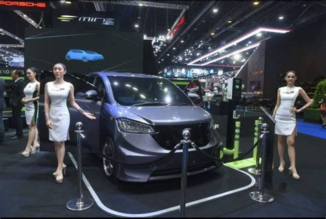 Ea Unveils First Thai's Full Ev