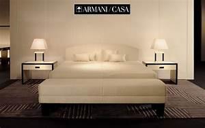 Mobilier De Maison Par Armani Casa Lit TableDeChevet
