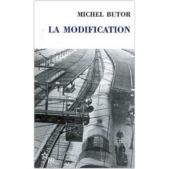 Modification En Pdf by La Modification Broch 233 Michel Butor Achat Livre Ou