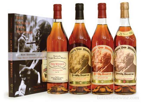 Pappy Van Winkle 20 Year For Sale Pappy Van Winkle Bourbon Tasting Showdowns At Bottles In Providence Ri Drink A Wine Beer