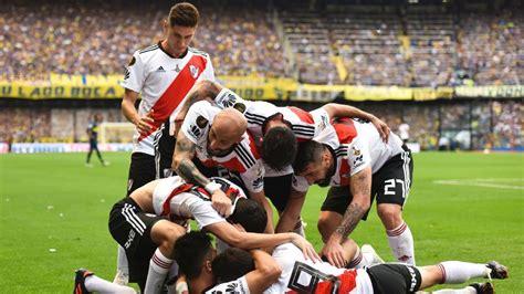 Boca Juniors vs. River Plate - Football Match Report ...