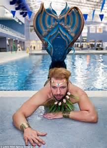 Merfest convention sees 300 mermaids and mermen in ornate ...