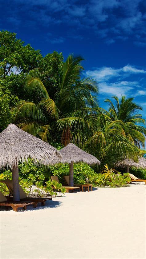 wallpaper maldives tropical beach seascape ocean