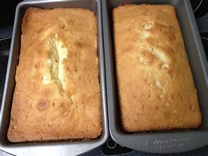 Coconut Milk Pound Cake | By the (cook)Book