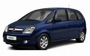 Fuse Box Opel  Vauxhall Meriva A