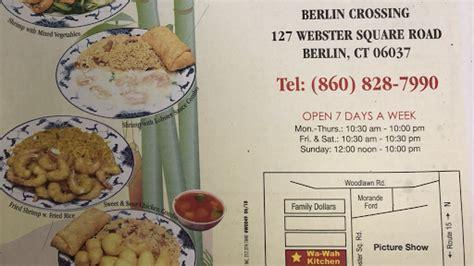 wa wah kitchen chinese restaurant  berlin