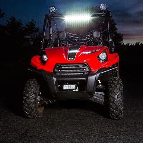 21 quot heavy duty road led light bar 120w xtra series
