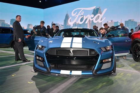 Detroit Car Show by Detroit Motor Show 2019 Review A Z Of All The New Cars At