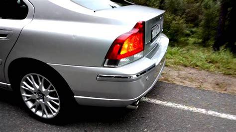 volvo   awd  custom exhaust sound youtube