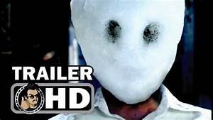 THE SNOWMAN Official Trailer (2017) Michael Fassbender ...