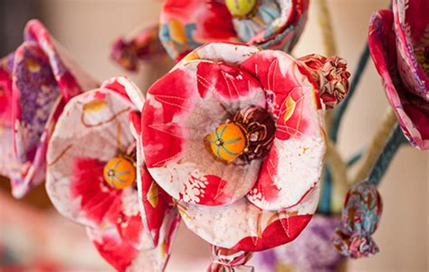 Memory Poppy Bouquet Memory Poppy Bouquet Allfreesewing