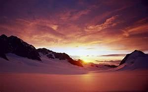 Awesome, Beauty, Gentle, Warm, Sunset, U2013, Nature, Sunsets, Hd
