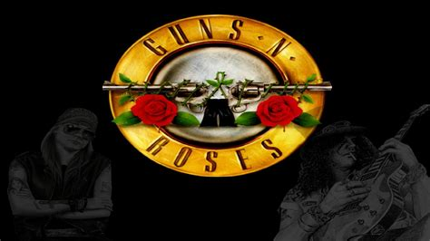 Guns & Roses Wallpaper and Background Image 1600x900