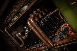 This Steampunk Chassis is the Most Amazing PC Rig We've ...  Steampunk