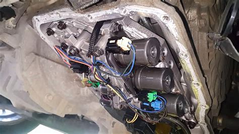 change transmision fluid  ford focus  cambio