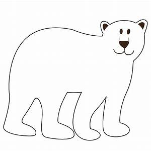 Free White Bear Cartoon, Download Free Clip Art, Free Clip ...