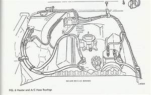 31 Heater Hose Diagram  C3 Corvette Heater Control Vacuum