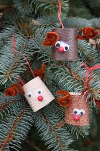 Weihnachtsdeko Zum Selber Basteln : 100 tolle weihnachtsbastelideen ~ Whattoseeinmadrid.com Haus und Dekorationen