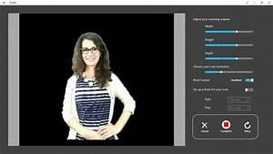 3D Scanning Tutorial: Microsoft Kinect and 3D Builder | 3D ...