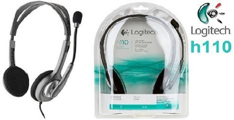stereo headset logitech h110 logitech h110 headphone price in india buy logitech h110
